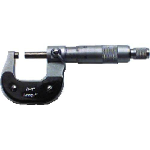 "0-1/"" Range .0001/"" Graduation Starrett T436.1XRL-1 Outside Micrometer"